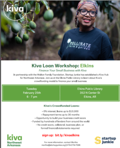 Kiva Loan Workshop at EPL