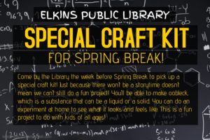 Virtual Storytime @ Elkins Library Facebook Page | Elkins | Arkansas | United States