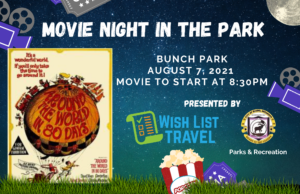 Movie Night in the Park @ Bunch Park | Elkins | Arkansas | United States